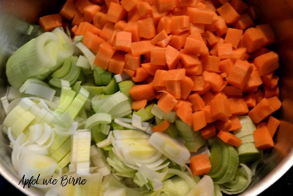 Kassler Gemüse Auflauf