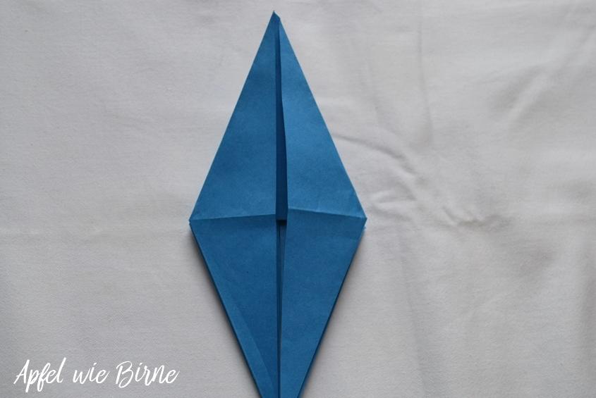Kranich origami