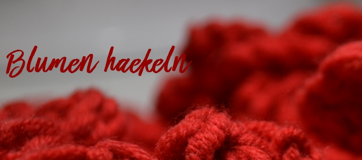 Apfel wie Birne | Häkelanleitungen für Blumen - roter Faden für ...